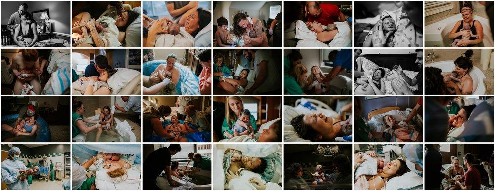 26 Beautiful Births.