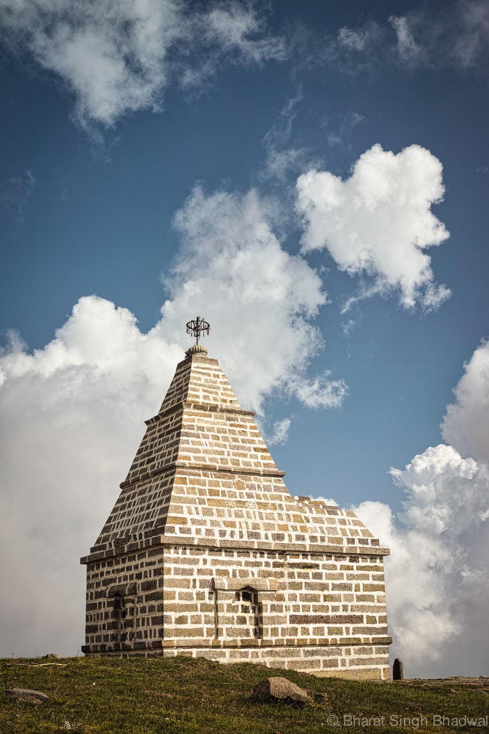 Shankh Pal temple near Sanasar