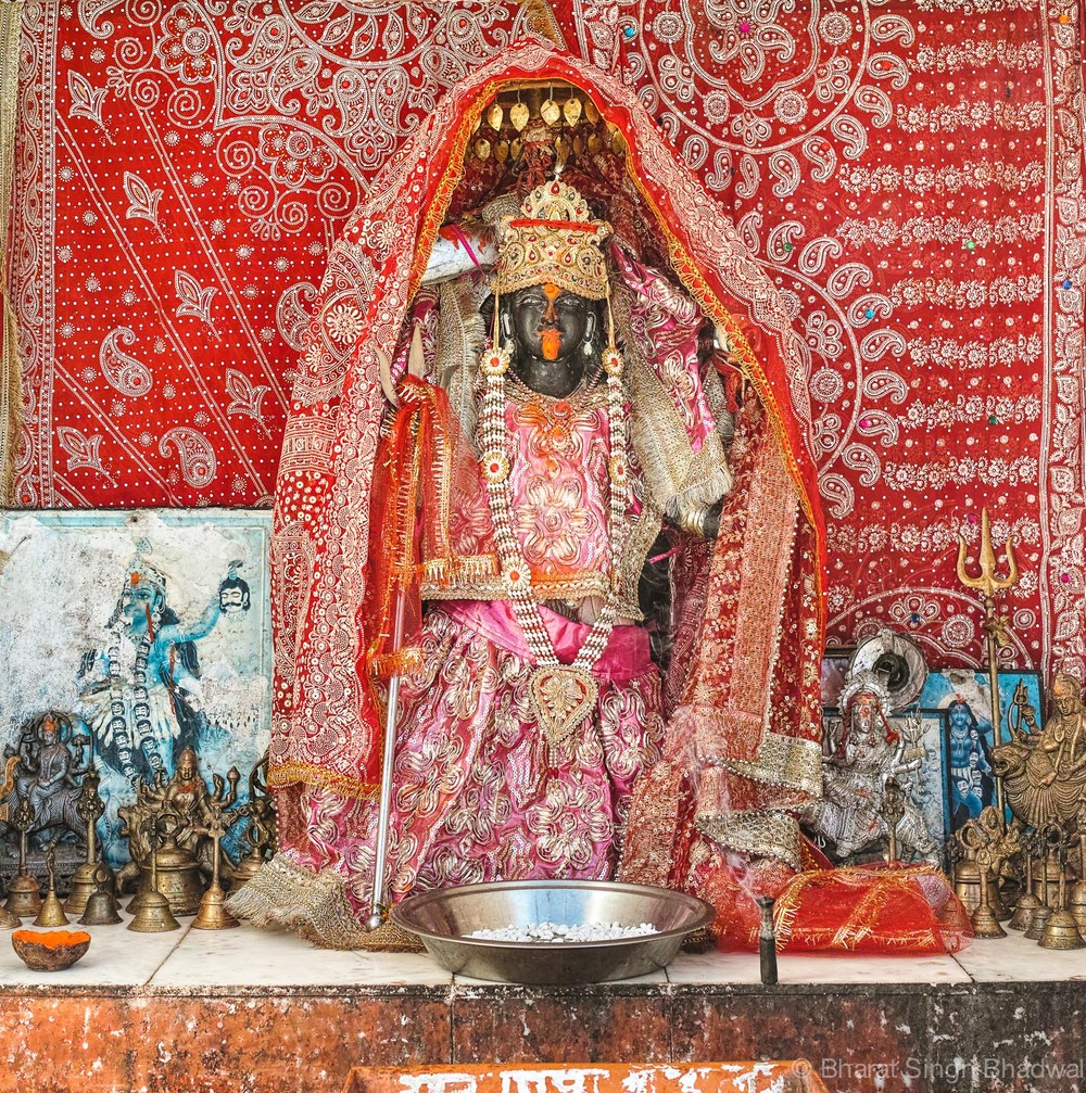 Pholani Mata temple at Dainkund.