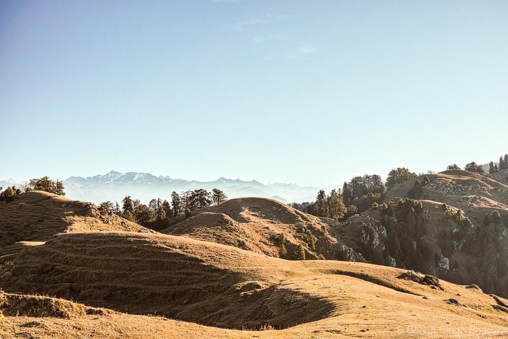 ridgeline Chowari Jot - Chamba