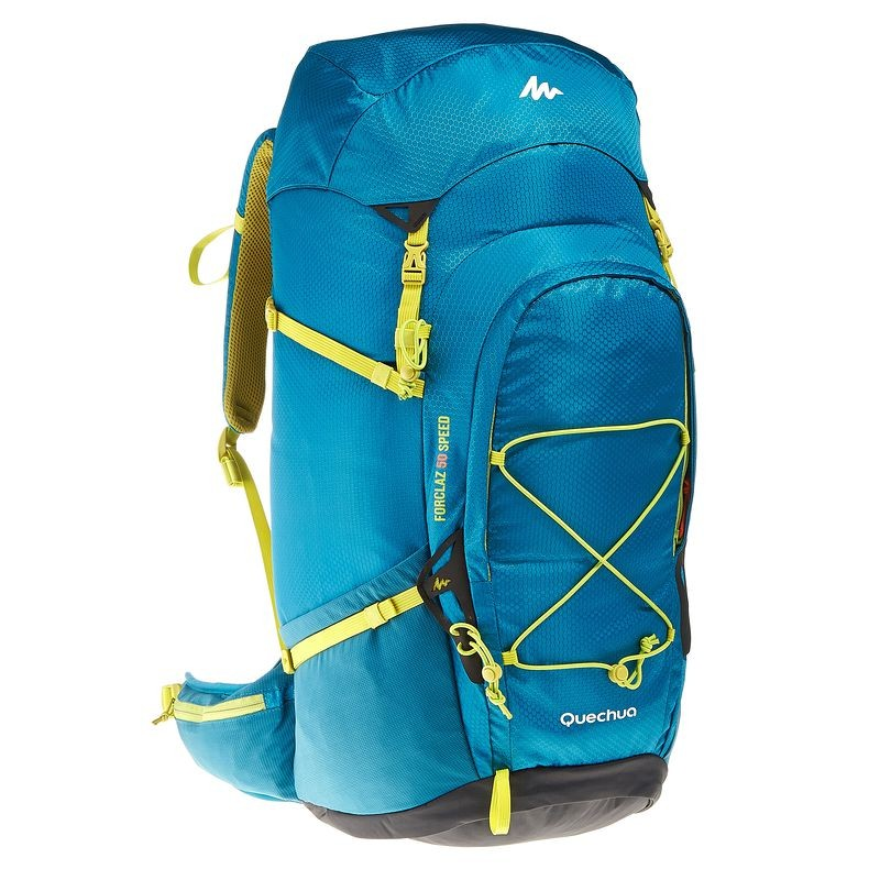 944433b1e Quechua Forclaz 50 Speed backpack - long term user review. Almost perfect.  — inditramp