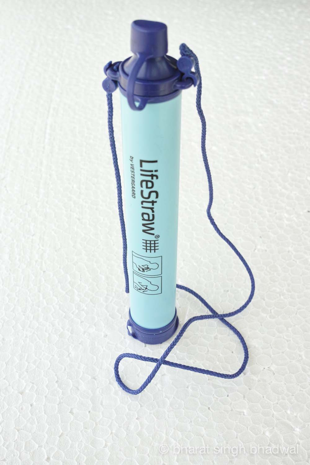 Lifestraw by Vestergaard Frandsen