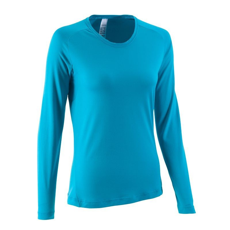 Decathlon's Tech Fresh 50, full sleeve t-shirt. Cheap yet effective