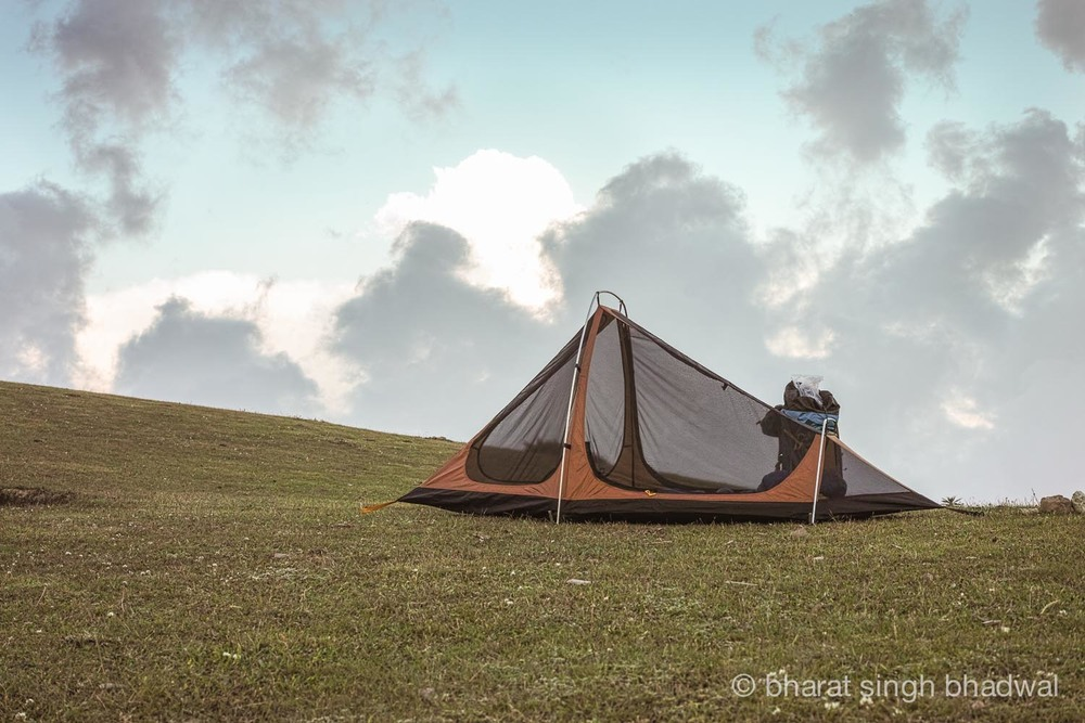 Eureka Spitfire Solo tent