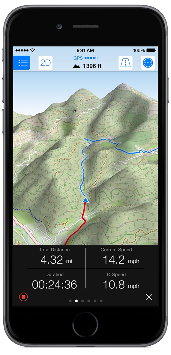 The right app can make navigation and sharing waypoints a breeze