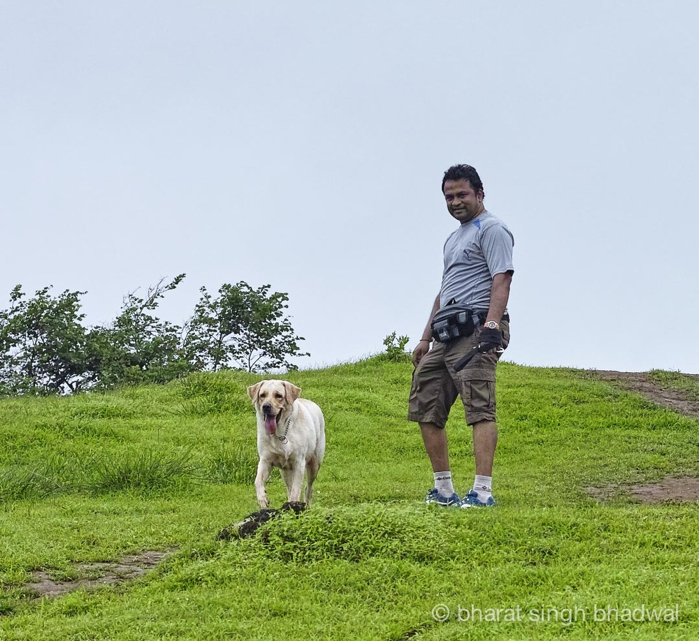 Out with friends on a day trek to Irshalgad. Read more