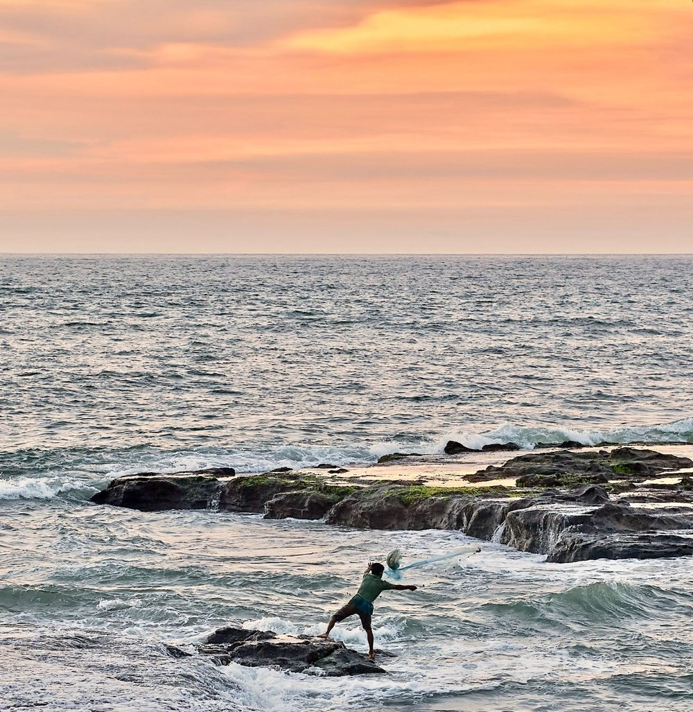 The Konkan coastline is a different world from the one I live in. That was reason enough for a bicycle tour through this beautiful slice of India.