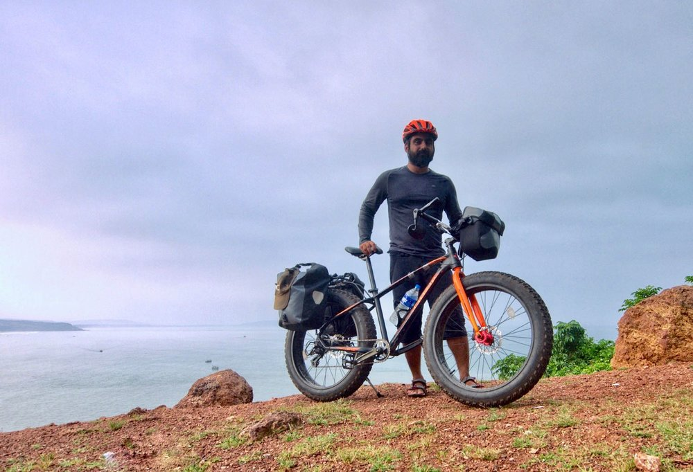 bicycle touring fatbike India Konkan Mumbai Goa.jpg