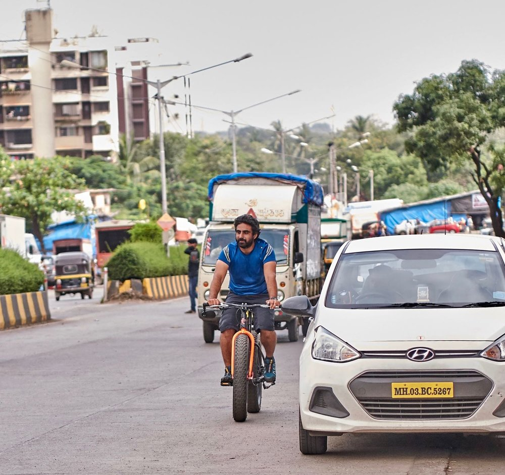 The urban humid jungle that is Mumbai