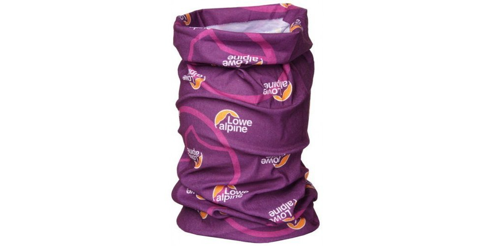 Lowe Alpine - Dryflo Tube - Use it around your head, neck or wrist. Very versatile, weighs next to nothing and keeps that sunburn away