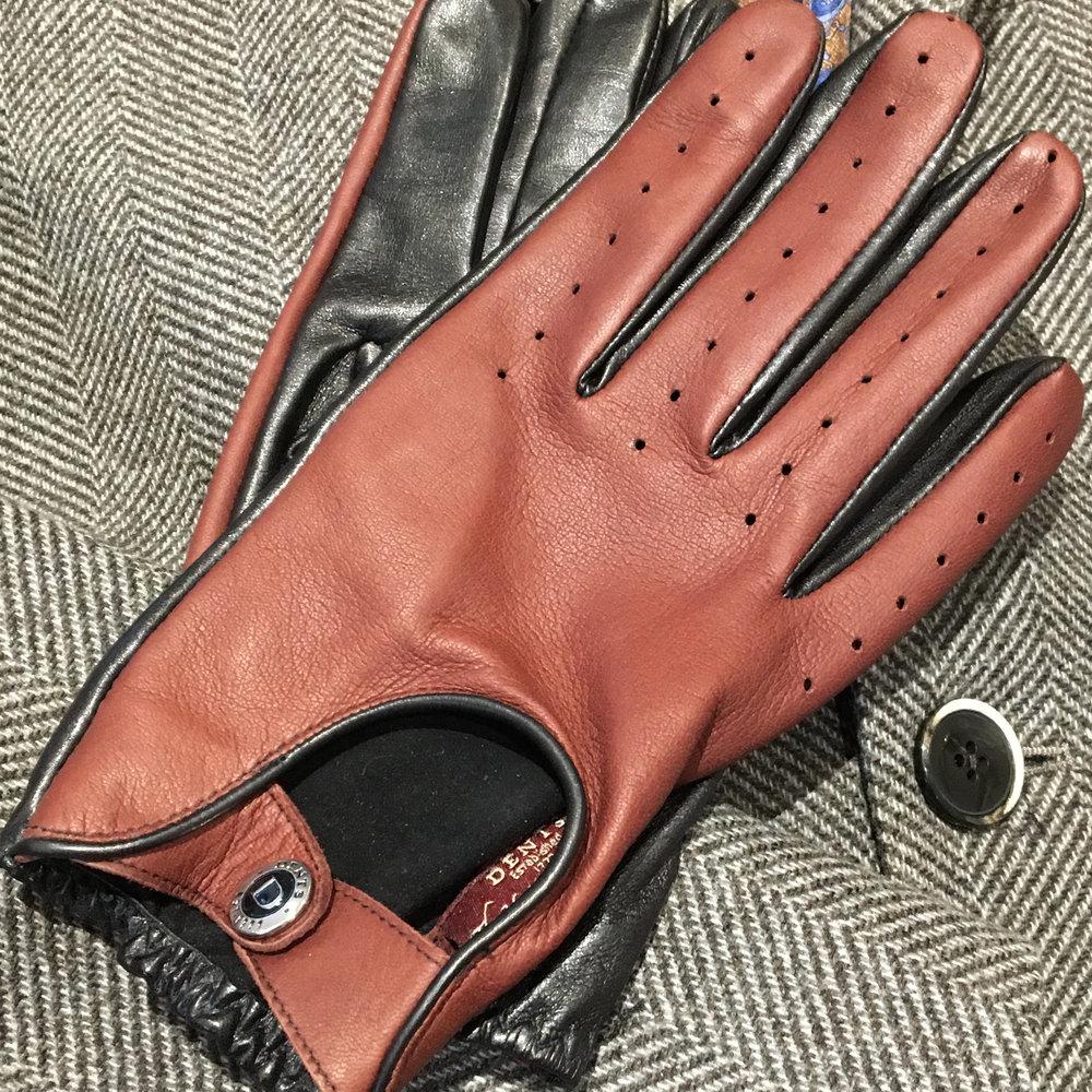 Gentleman's Winter & Driving Gloves