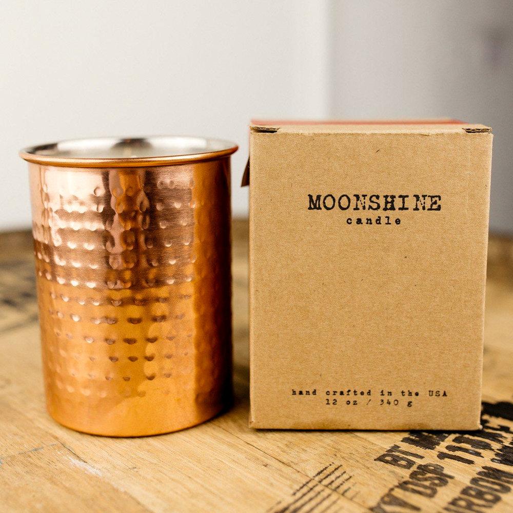 Mooneshine Craft Candles