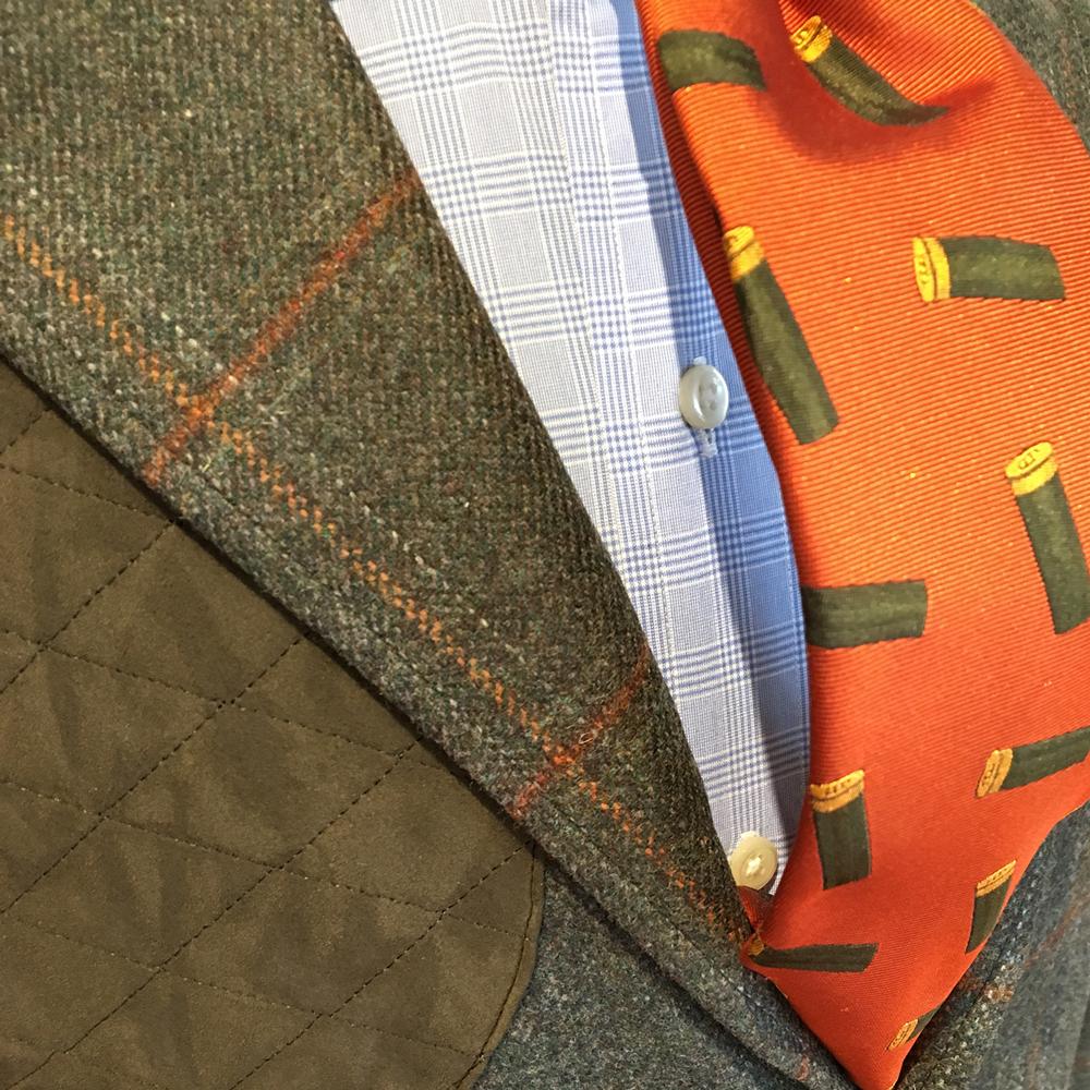 A Peek Inside Stuart Mercer's Gentleman's Shoppe