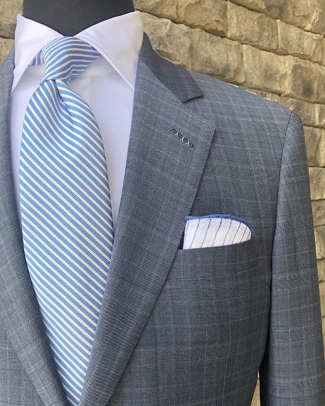 Elegance.  #stuartmercergentlemansshoppe #gentleman #gentlemanslife #keeneland #lexingtonky