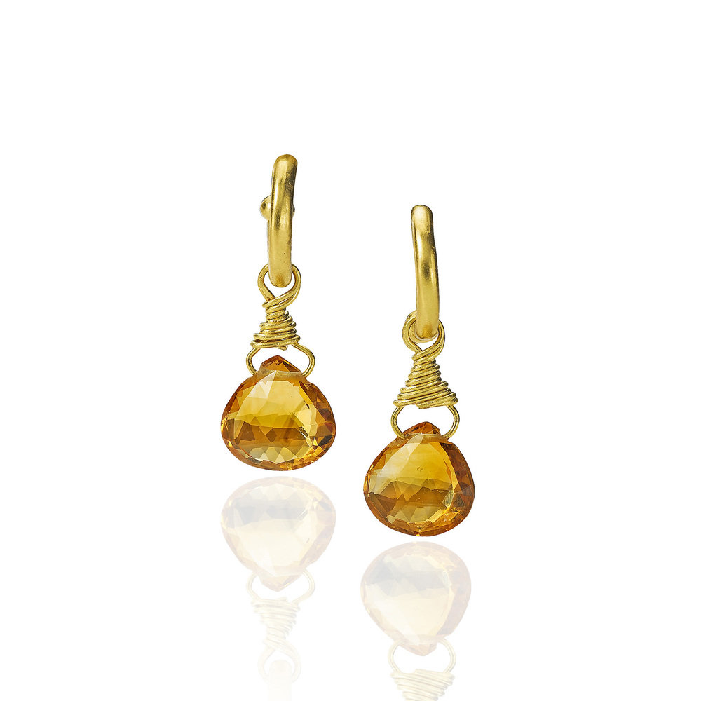 Beautiful  Pamela Farland    earrings for $1200 donation.