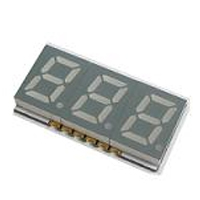 Triple Digit Surface Mount Display