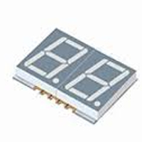 Dual Digit 7 Segment SMD Display