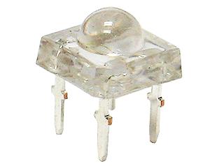 Single-Level 3mm CBI LED