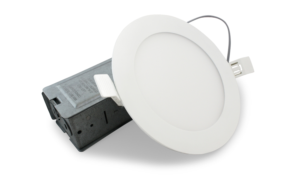 6  Ultra Thin LED Recessed Downlight with Junction Box  sc 1 st  P-TEC & 6