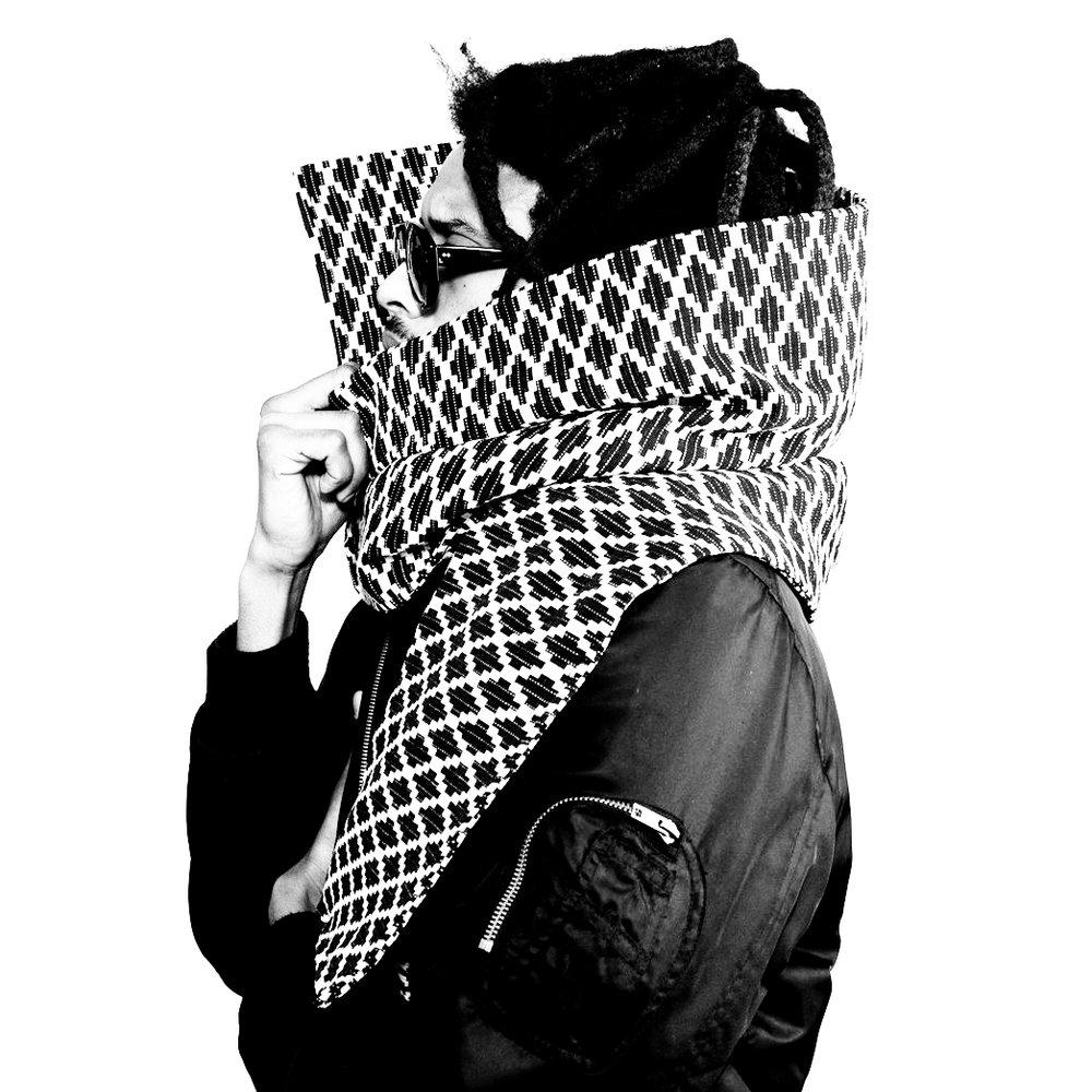DEVA  Aztec Poly Blend Fabric | Invisible Pockets  $ 100.00