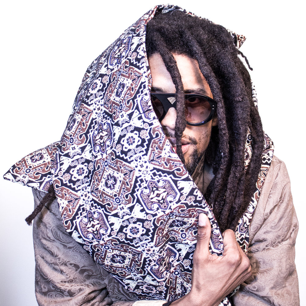 VIBHEDINI  Aztec Cotton + Lycra + Poly + Metallic Blend Fabric | Invisible Pockets  $ 100.00