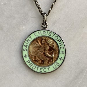 St christopher surf worn over time st christopher surf aloadofball Image collections