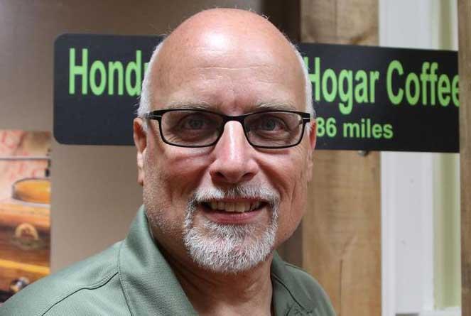 Paul Kurtz--Owner, Hemisphere Roasters
