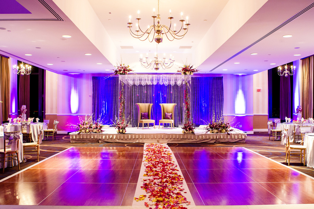 Indian wedding decor washington dc