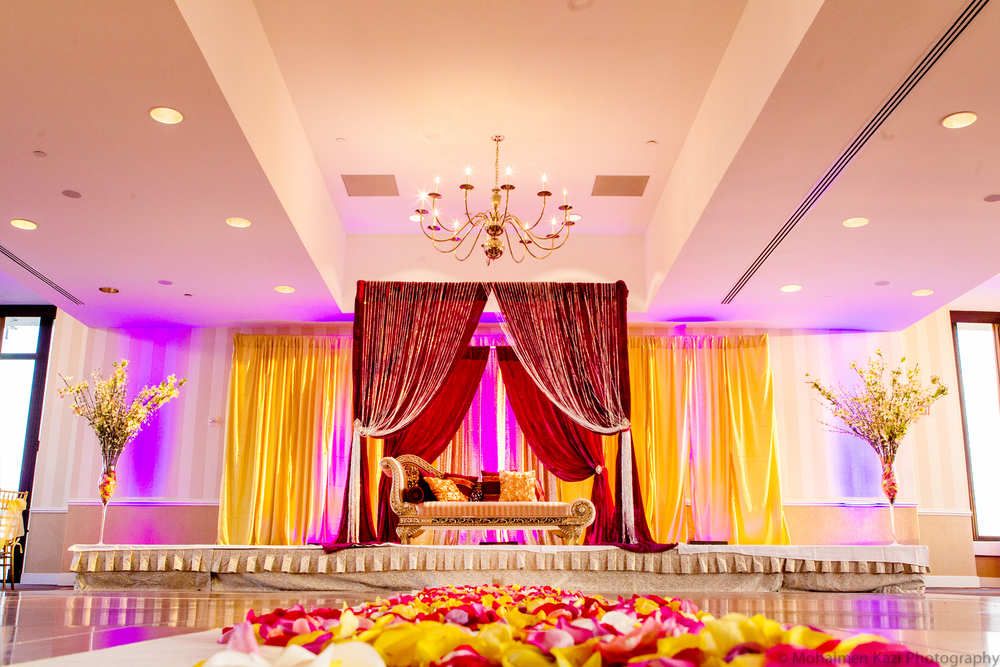 Inspirations imperial decor indian wedding decorations junglespirit Images