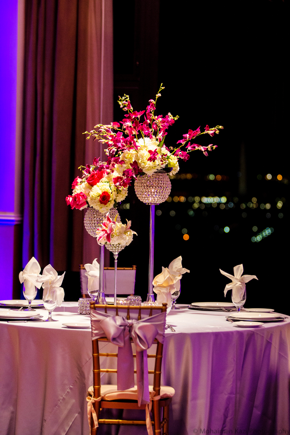 Flower Table Centerpieces, Wedding Decorations