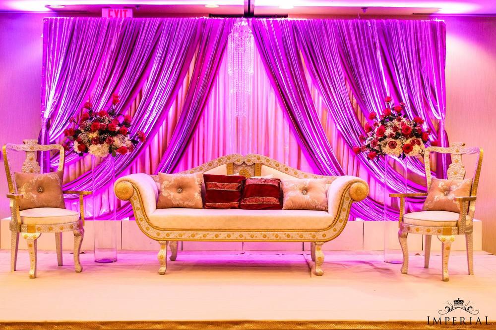 Blog imperial decor for Latest wedding hall decoration