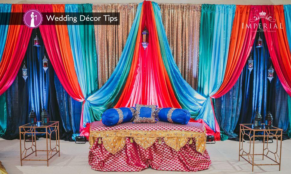 #ImperialDecor - #WeddingDecoration - #Weddings - #Tips