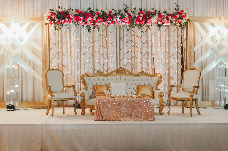 Wedding Decor - Indian Wedding
