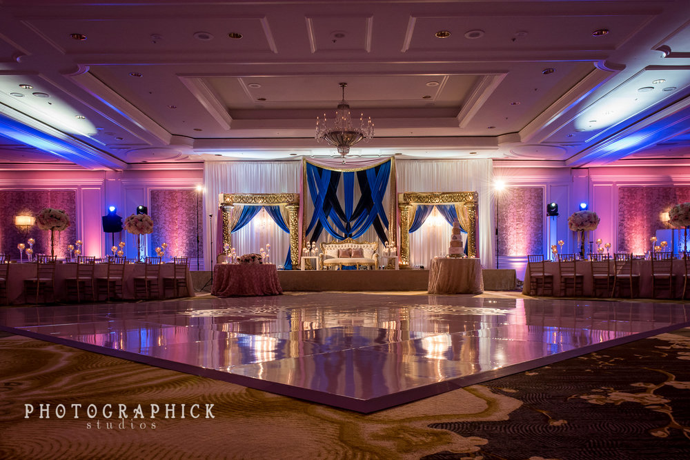 Imperial Decor - Indian Wedding - Stage Design