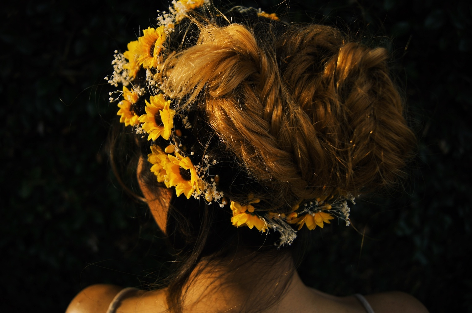 Flower Crowns Floral Crowns Chokers Quality Goods Daisy Crown