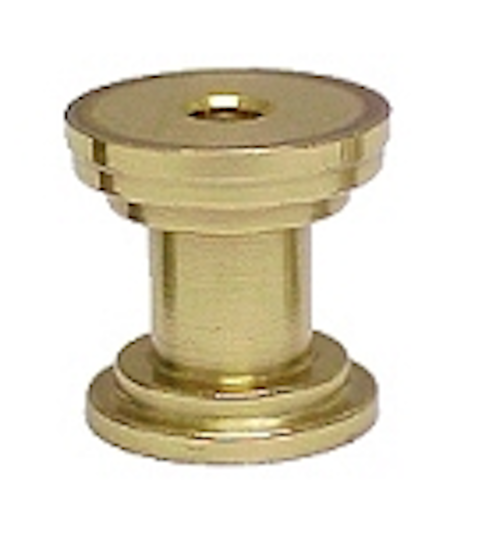 Polished Brass Base