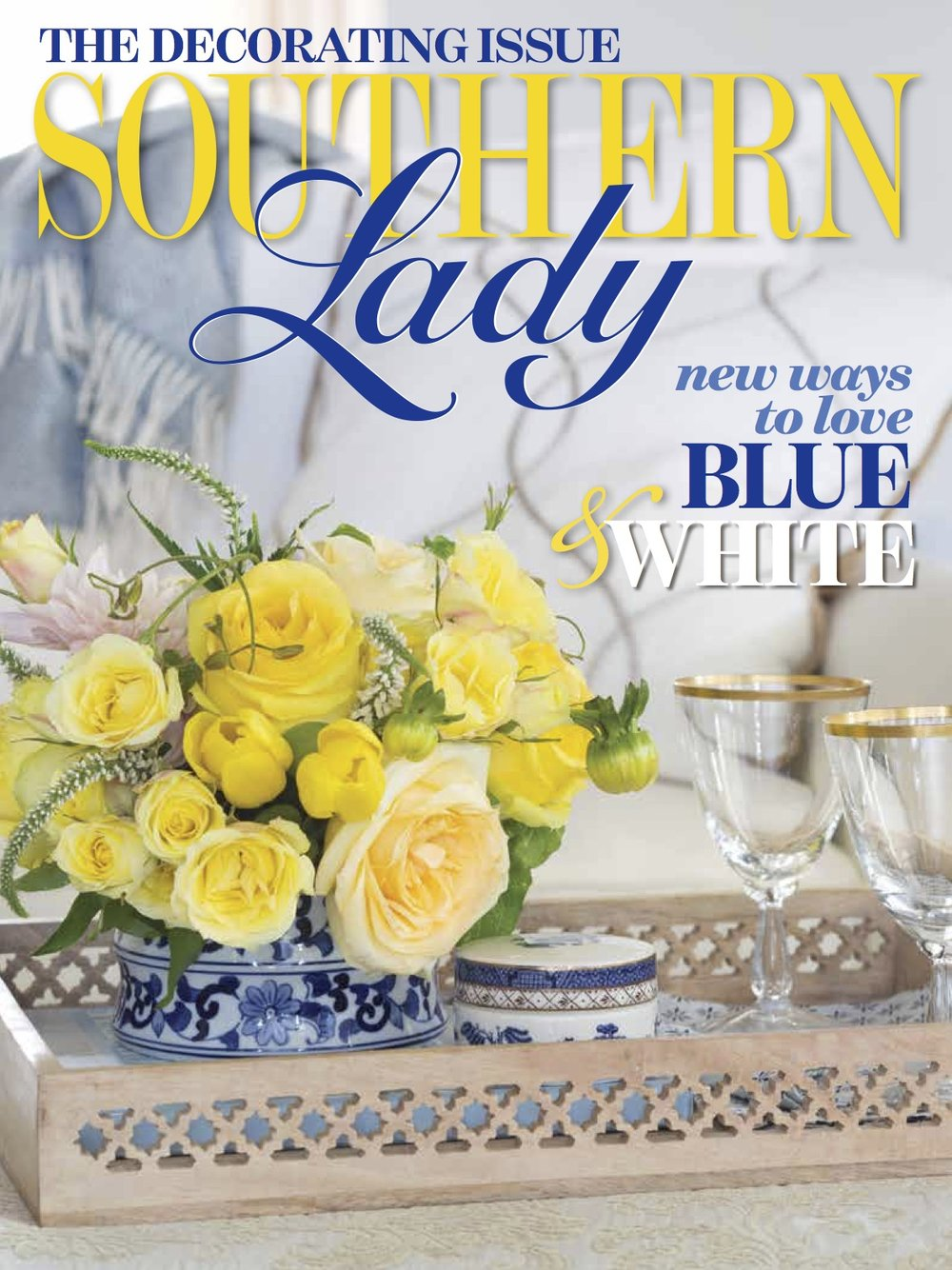 Southern Lady Magazine - January 2016 issue