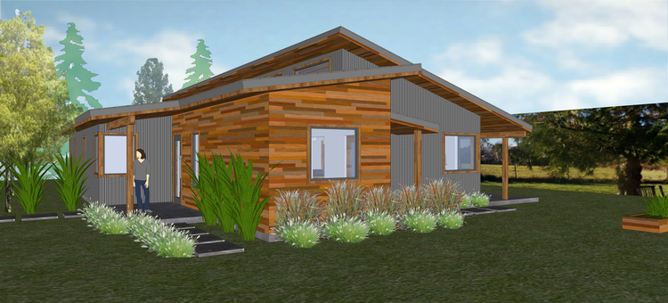custom home designs and plans residential architect - Single Family Home Designs