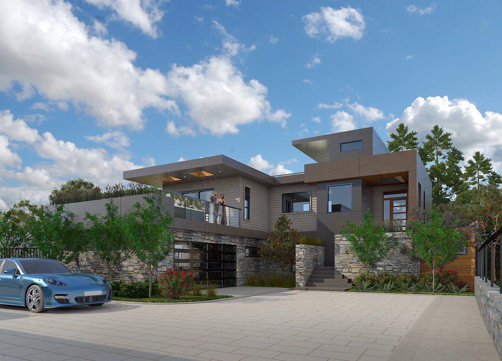 Custom Home Designs and Plans | Residential Architect