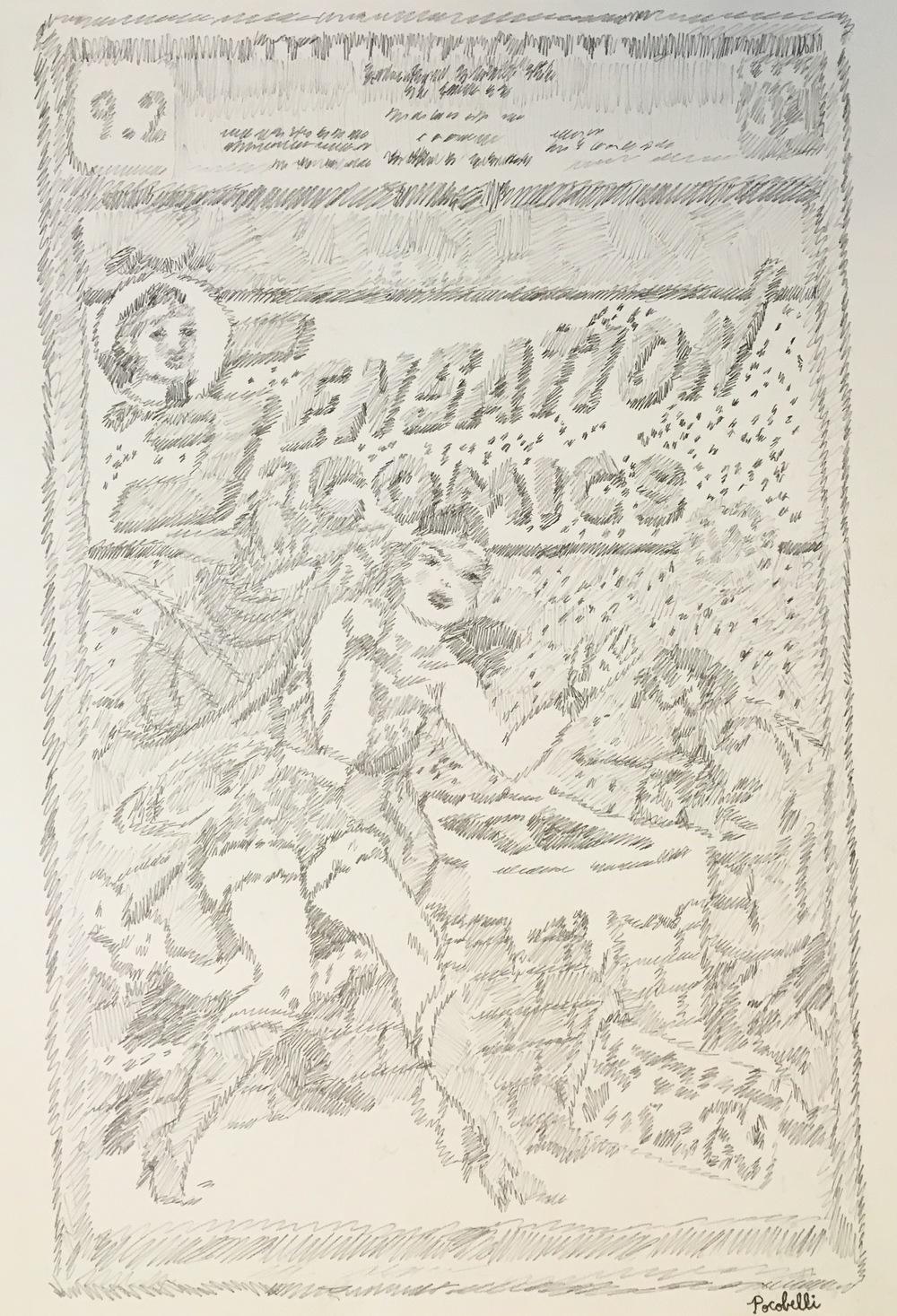 Sensation Comics #38 (NM 9.2)