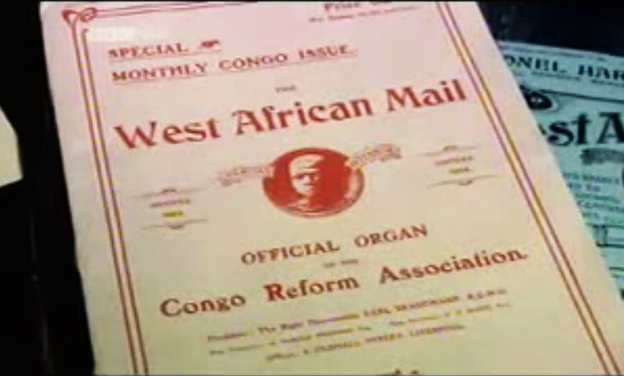West African Mail