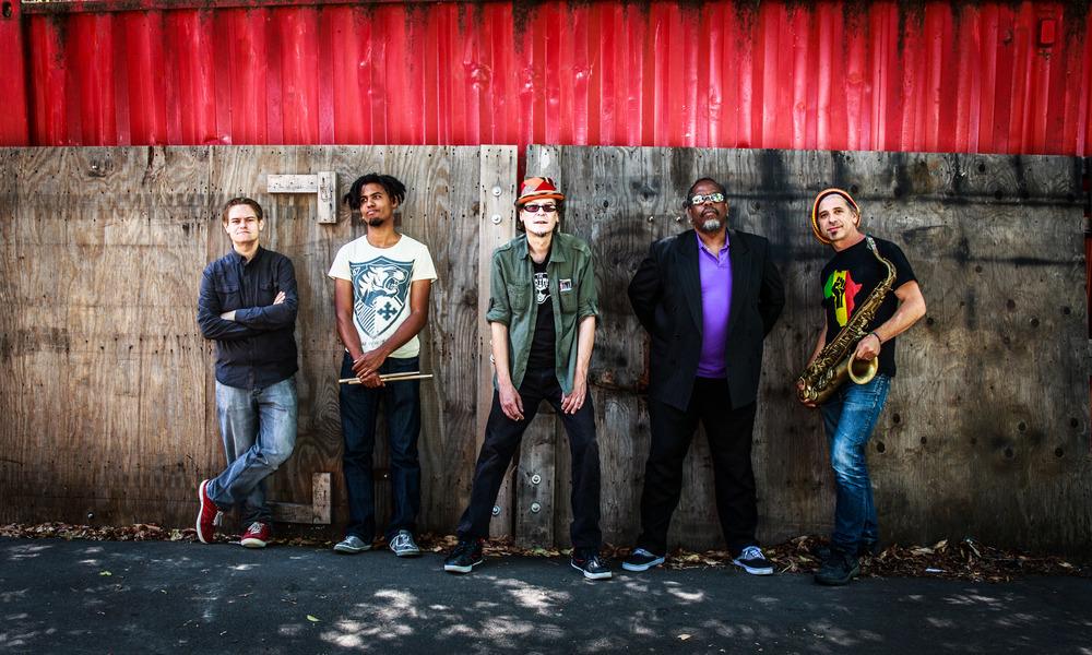 Urban reggae at it's best