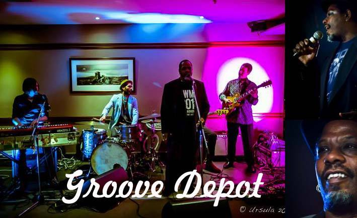 Dig a groove, shake and move