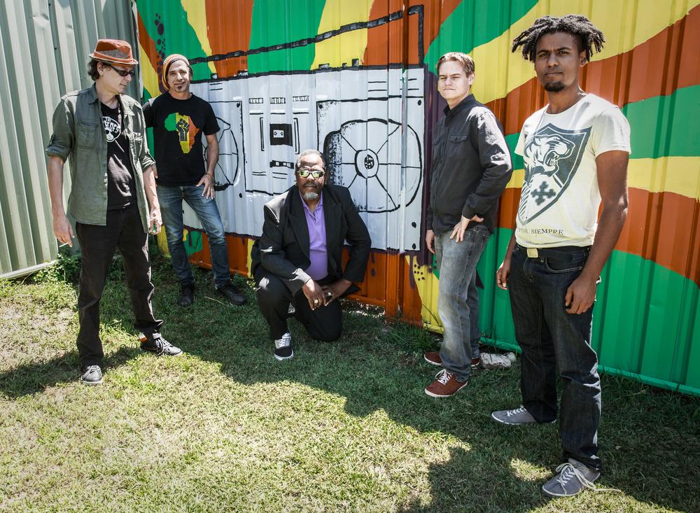 Green reggae, come get high on disya music