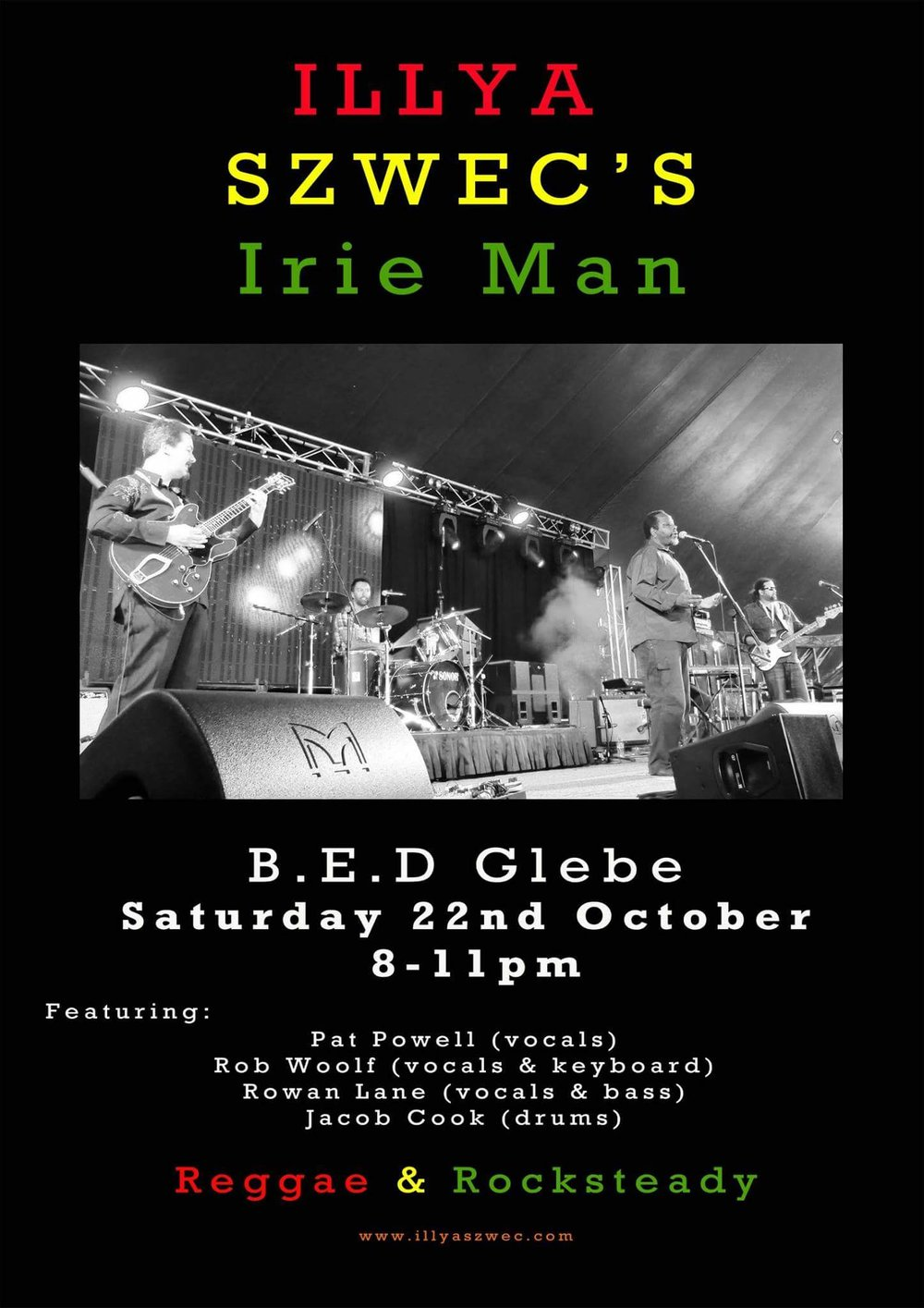 Irie Man @ B.E.D. 22nd Oct 16.jpg