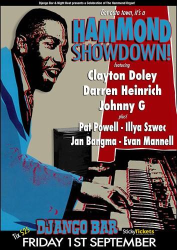 Hammond Showdown.jpg