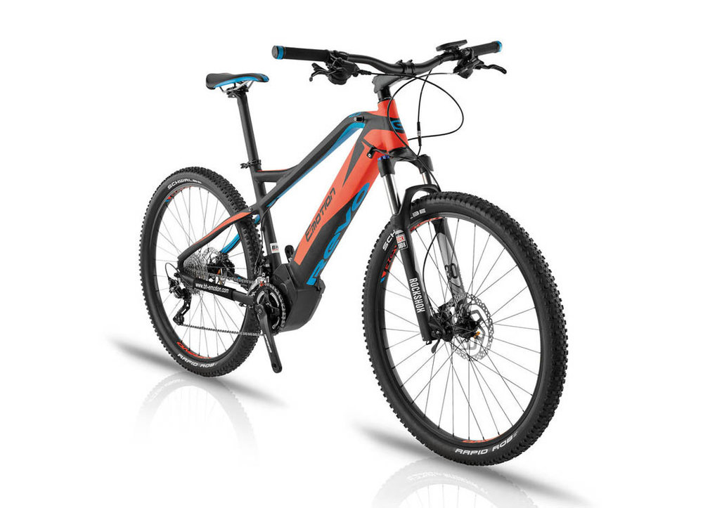 Atom 27.5 - $4099   The mid-drive counterpart to our EVO 27.5, the ATOM is for those that prefer the attributes of driving the crank over the rear hub when it comes to off-road performance