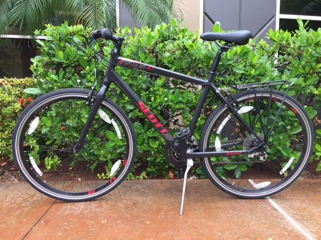 The SCOTT SUB Cross 40   Available for pick-up at our Kapolei Bike Shop