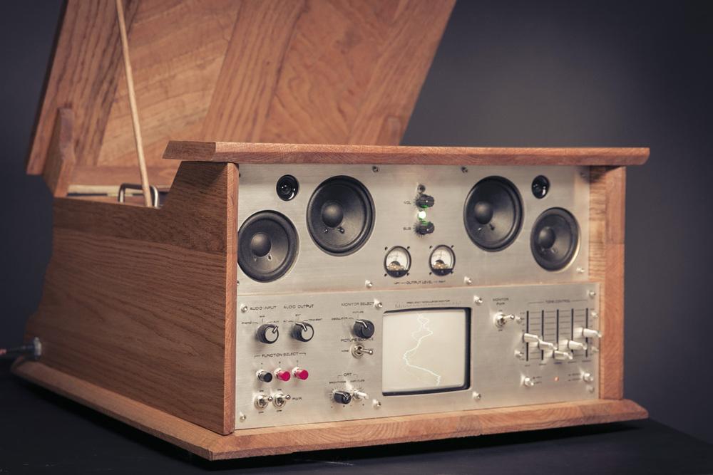 audio infuser
