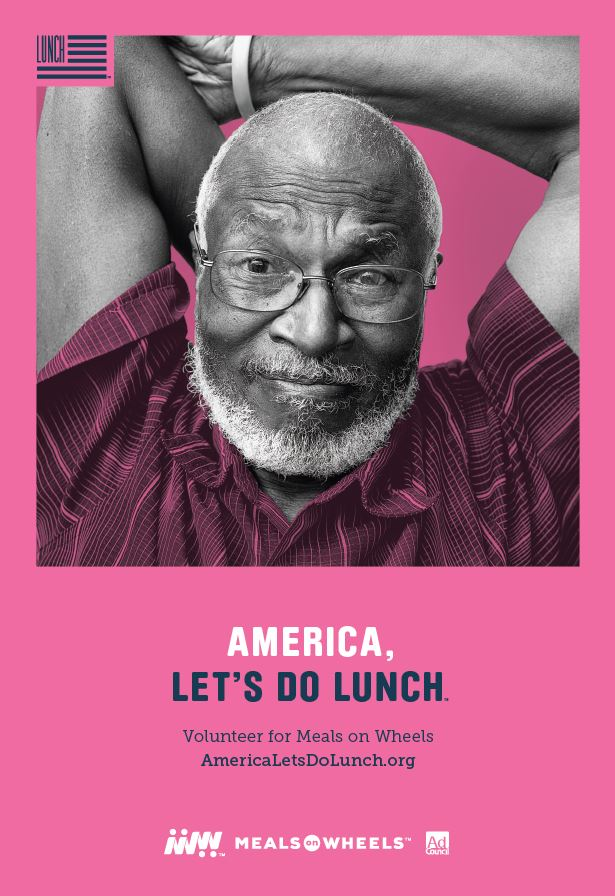 "Ready for a more routine commitment? Check out Meals on Wheels at your local CC and find out how to ""do lunch"" with the elders in your community!"